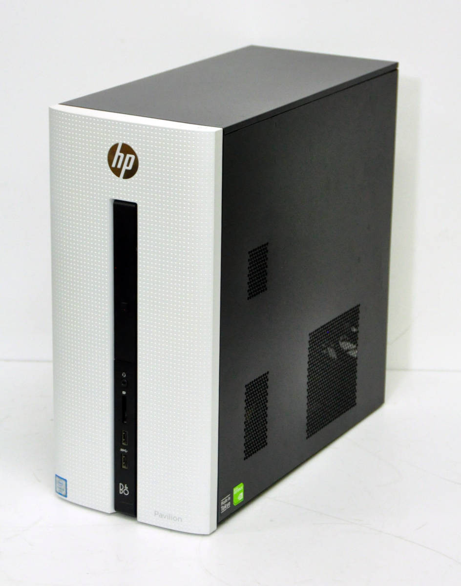 HP Pavilion 550-240jp PC