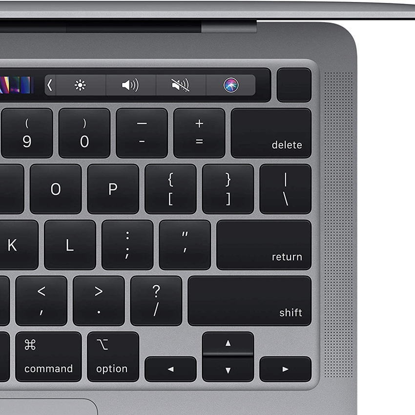 Apple Macbook Pro 13 Touchbar (MYD82SA/A) (Apple M1/8GB RAM/256GB SSD/13.3 inch IPS/Mac OS/Xám)