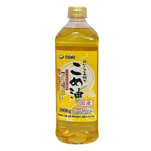 Dầu gạo cao cấp Tsuno Nhật Bản