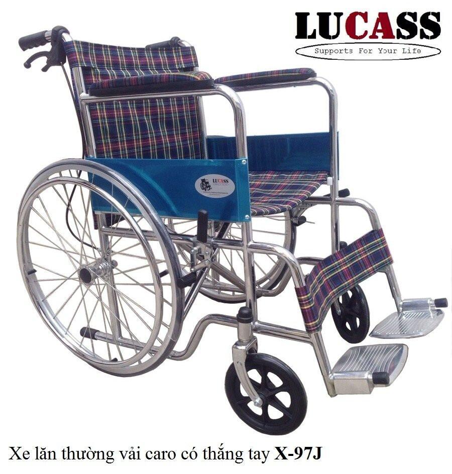 Xe lăn Lucass X97