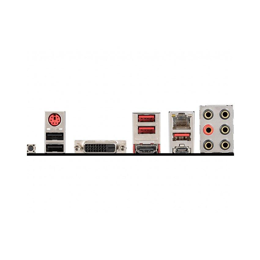 Mainboard MSI B450 TOMAHAWK MAX (AMD B450, Socket AM4, ATX, 4 khe RAM DDR4)