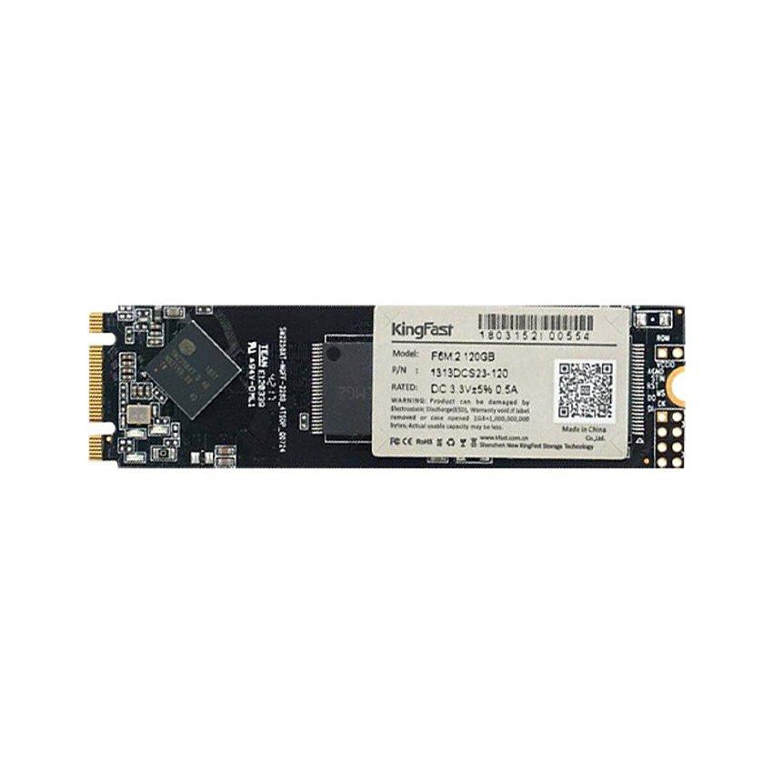 Ổ cứng SSD Kingfast F8N 128GB M.2 2280 PCIe NVMe (Đọc 1500MB/s - Ghi 500MB/s)