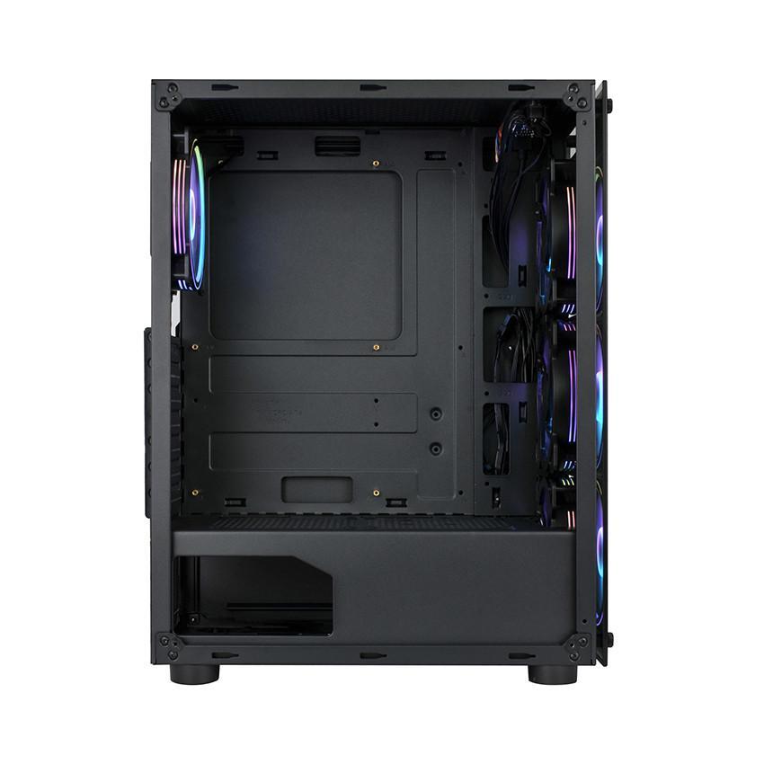 Vỏ Case Vitra POSEIDON G5 (Mid Tower / Màu Đen)