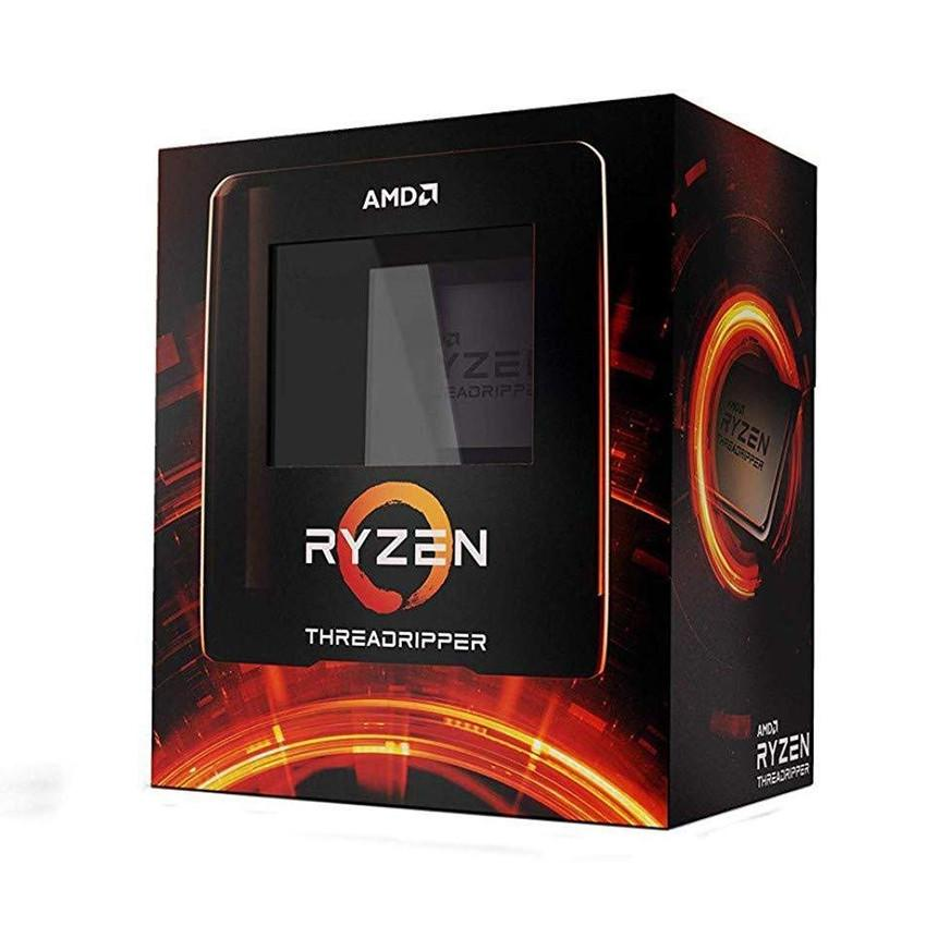 CPU AMD Ryzen Threadripper 3960X (3.8GHz turbo up to 4.5GHz, 24 nhân 48 luồng, 140MB Cache, 280W) - Socket sTRX4