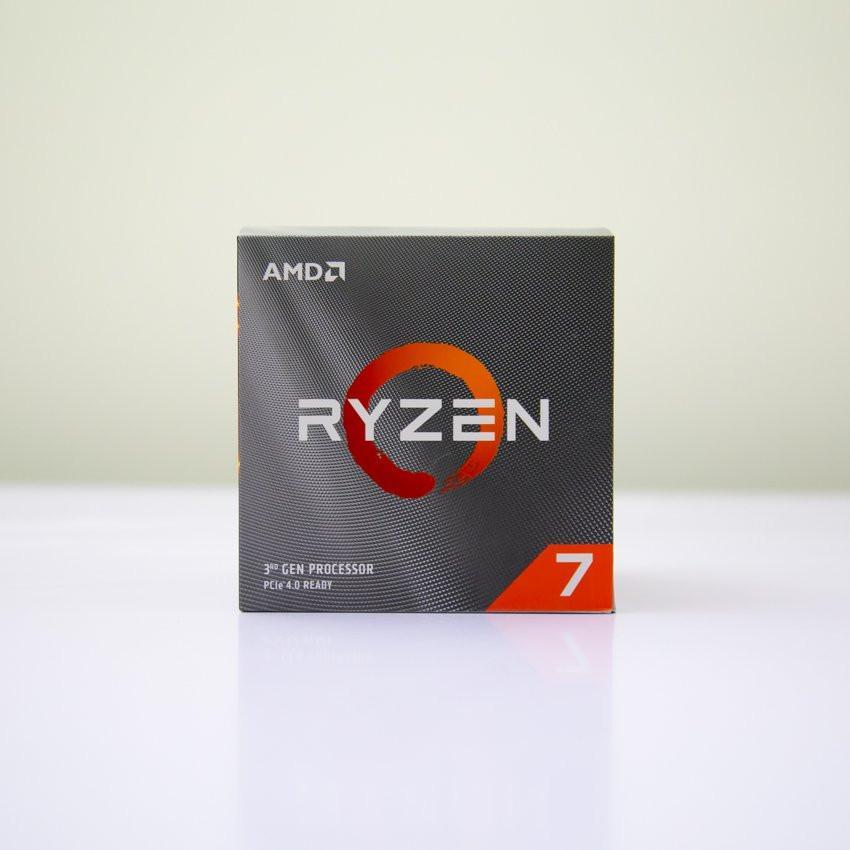 CPU AMD Ryzen 7 3700X (3.6GHz turbo up to 4.4GHz, 8 nhân 16 luồng, 36MB Cache, 65W) - Socket AMD AM4