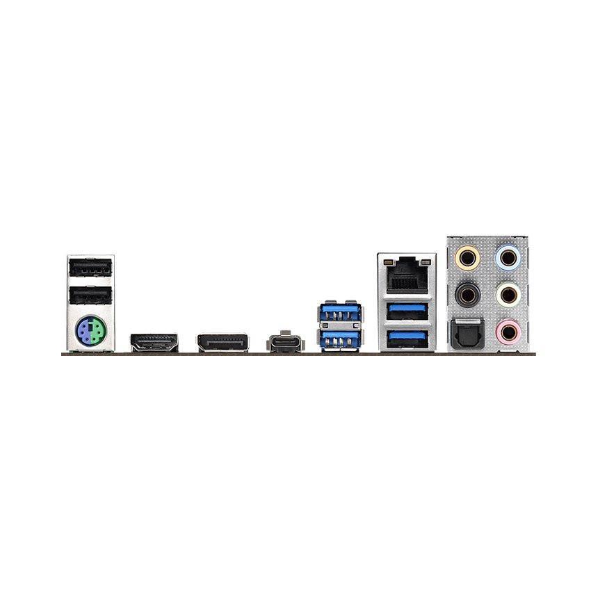 Mainboard ASROCK B365M Phantom Gaming 4 (Intel B365, Socket 1151, m-ATX, 4 khe RAM DDR4)