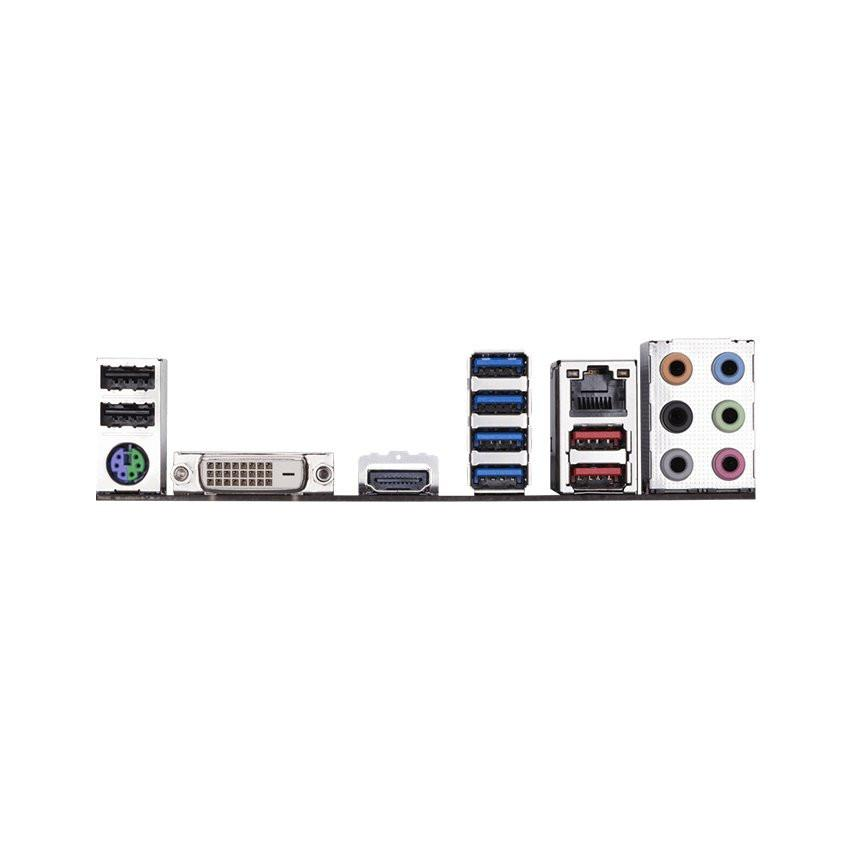 Mainboard GIGABYTE B450 AORUS - M (AMD B450, Socket AM4, m-ATX, 4 khe RAM DDR4)