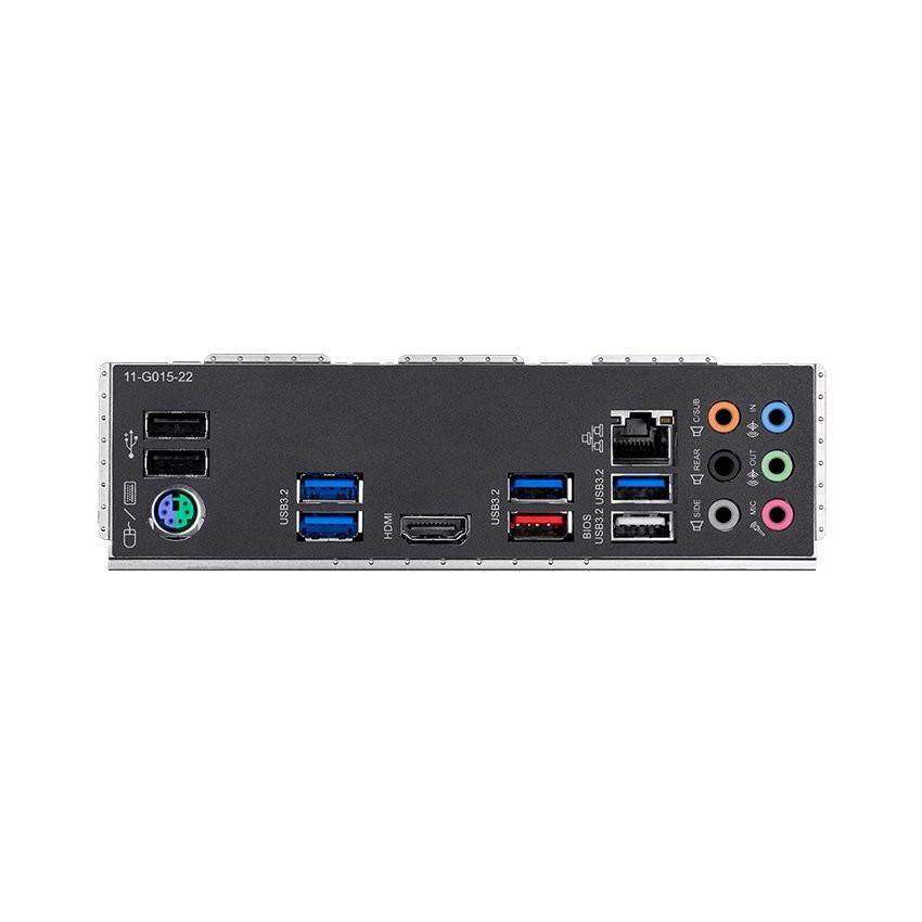 Mainboard GIGABYTE Z490 GAMING X (Intel Z490, Socket 1200, ATX, 4 khe RAM DDR4)