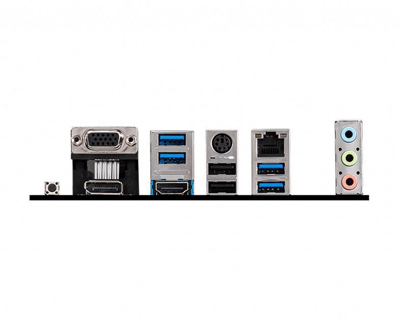 Mainboard MSI B550M PRO-DASH (AMD B550, Socket AM4, m-ATX, 4 khe RAM DRR4)