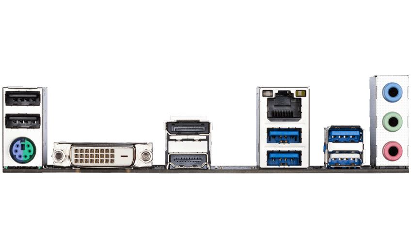 Mainboard Gigabyte A520M-DS3H (AMD A520, Socket 1200, m-ATX, 4 khe RAM DDR4)
