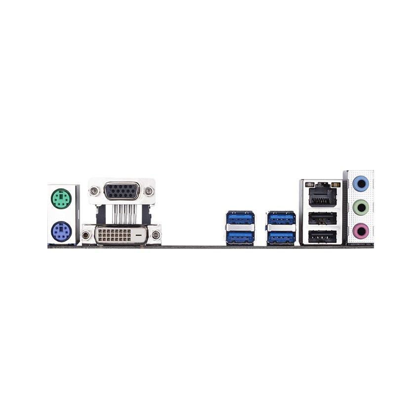 Mainboard GIGABYTE B365M-D2V (Intel B365, Socket 1151, m-ATX, 2 khe RAM DDR4)