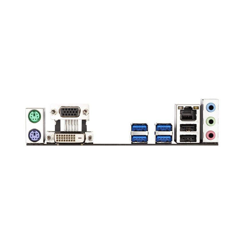 Mainboard Gigabyte B460M D2V (Intel B460, Socket 1200, m-ATX, 2 khe RAM DDR4)