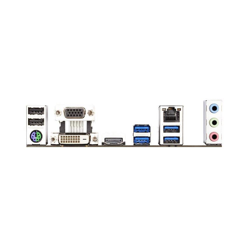 Mainboard Gigabyte B460M DS3H (Intel B460, Socket 1200, m-ATX, 4 khe RAM DDR4)
