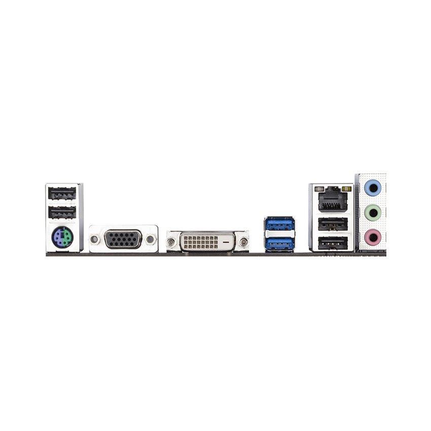 Mainboard Gigabyte H410M-DS2V (Intel H410, Socket 1200, m-ATX, 2 khe Ram DDR4)