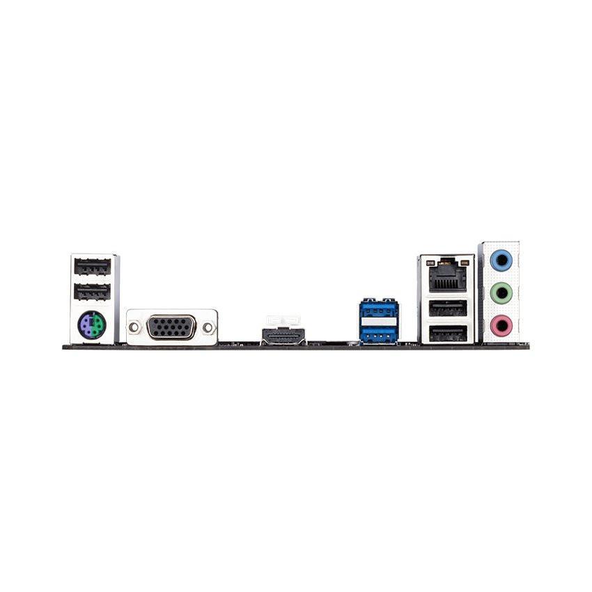 Mainboard Gigabyte H410M-H (Intel H410, Socket 1200, m-ATX, 2 khe Ram DDR4)