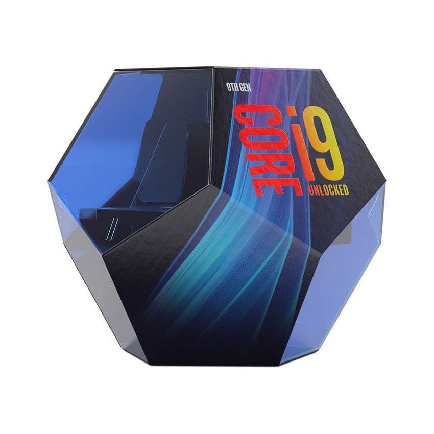 CPU Intel Core i9-9900K (3.6GHz turbo up to 5.0GHz, 8 nhân 16 luồng, 16MB Cache, 95W) - Socket Intel LGA 1151-v2