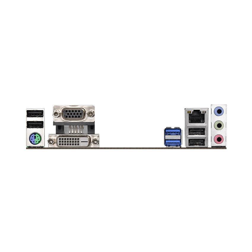 Mainboard ASROCK H310CM DVS (Intel H310, Socket 1151, m-ATX, 2 khe RAM DDR4)