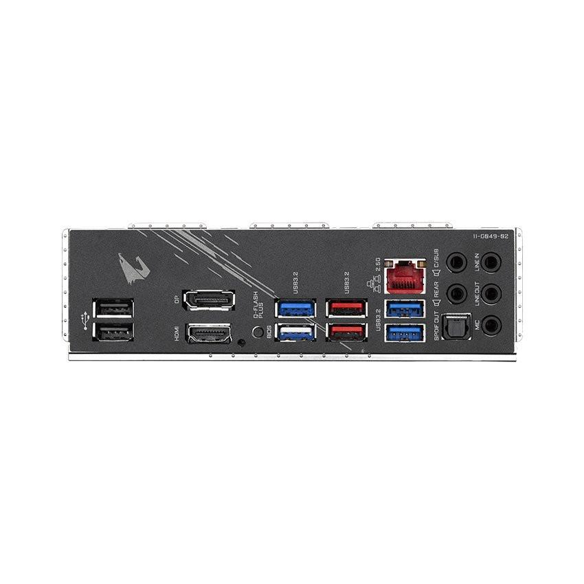 Mainboard Gigabyte B550 AORUS ELITE (AMD B550, Socket AM4, ATX, 4 khe RAM DDR4)