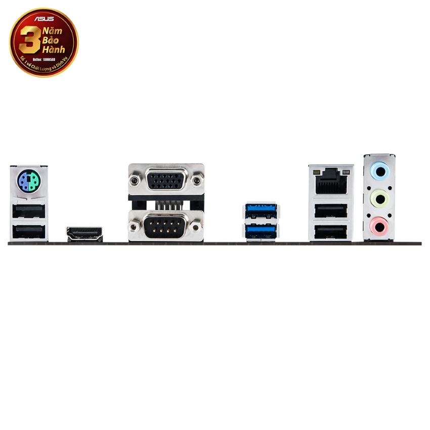 Mainboard ASUS PRIME H410M-D (Intel H410, Socket 1200, m-ATX, 2 khe Ram DDR4)