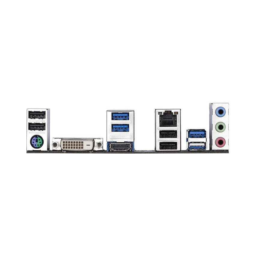 Mainboard Gigabyte B550M-DS3H (AMD B550, Socket AM4, m-ATX, 4 khe RAM DDR4)