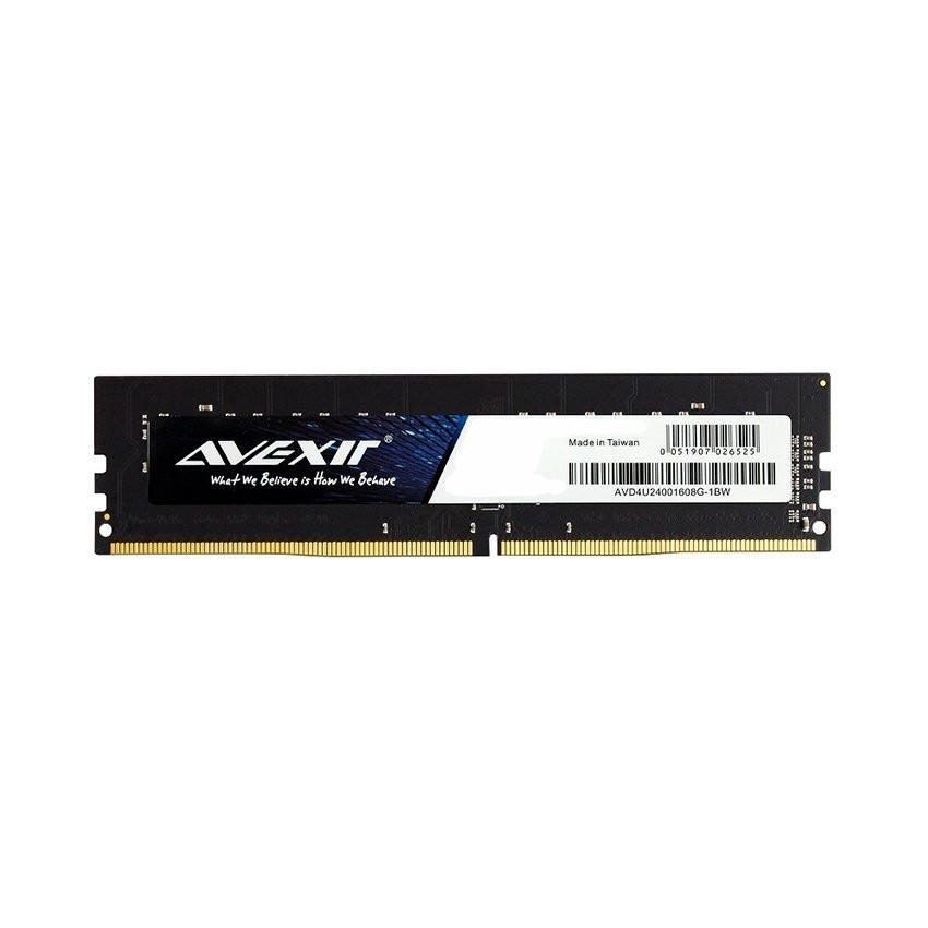 RAM Desktop AVEXIR 1B - Budget 8GB (1x8GB) DDR4 2666MHz
