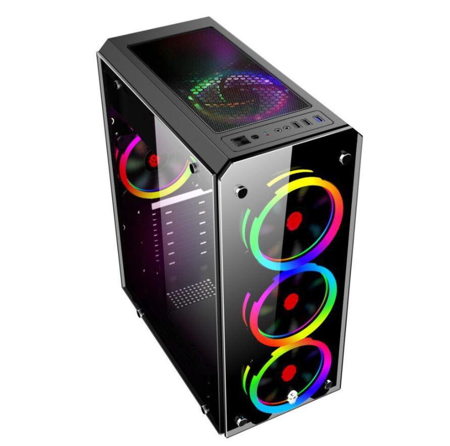 Vỏ Máy Tính Cmaster Rainbow V