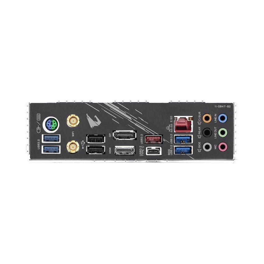 Mainboard Gigabyte B460 AORUS PRO AC (Intel B460, Socket 1200, m-ATX, 4 khe RAM DDR4)