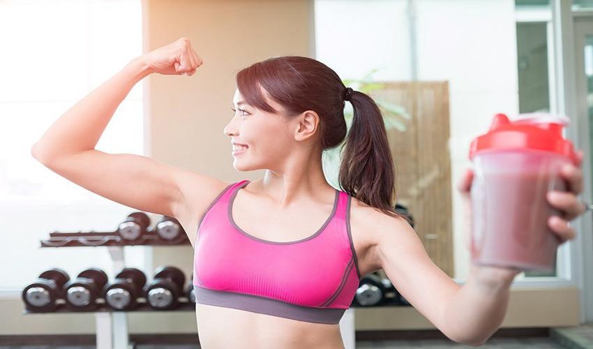 Mass tăng cân cho nữ