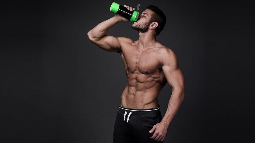 Người mới tập Gym thì uống sữa gì?