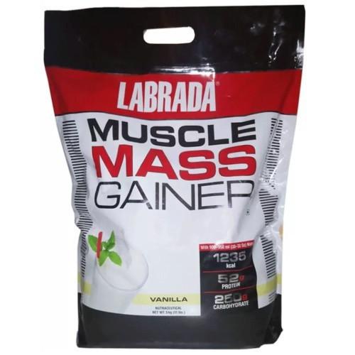 Labrada Muscle Mass