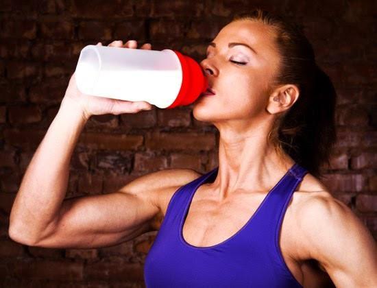 tập gym nên uống sữa gì