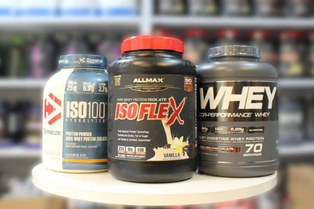 Whey protein có tác dụng gì