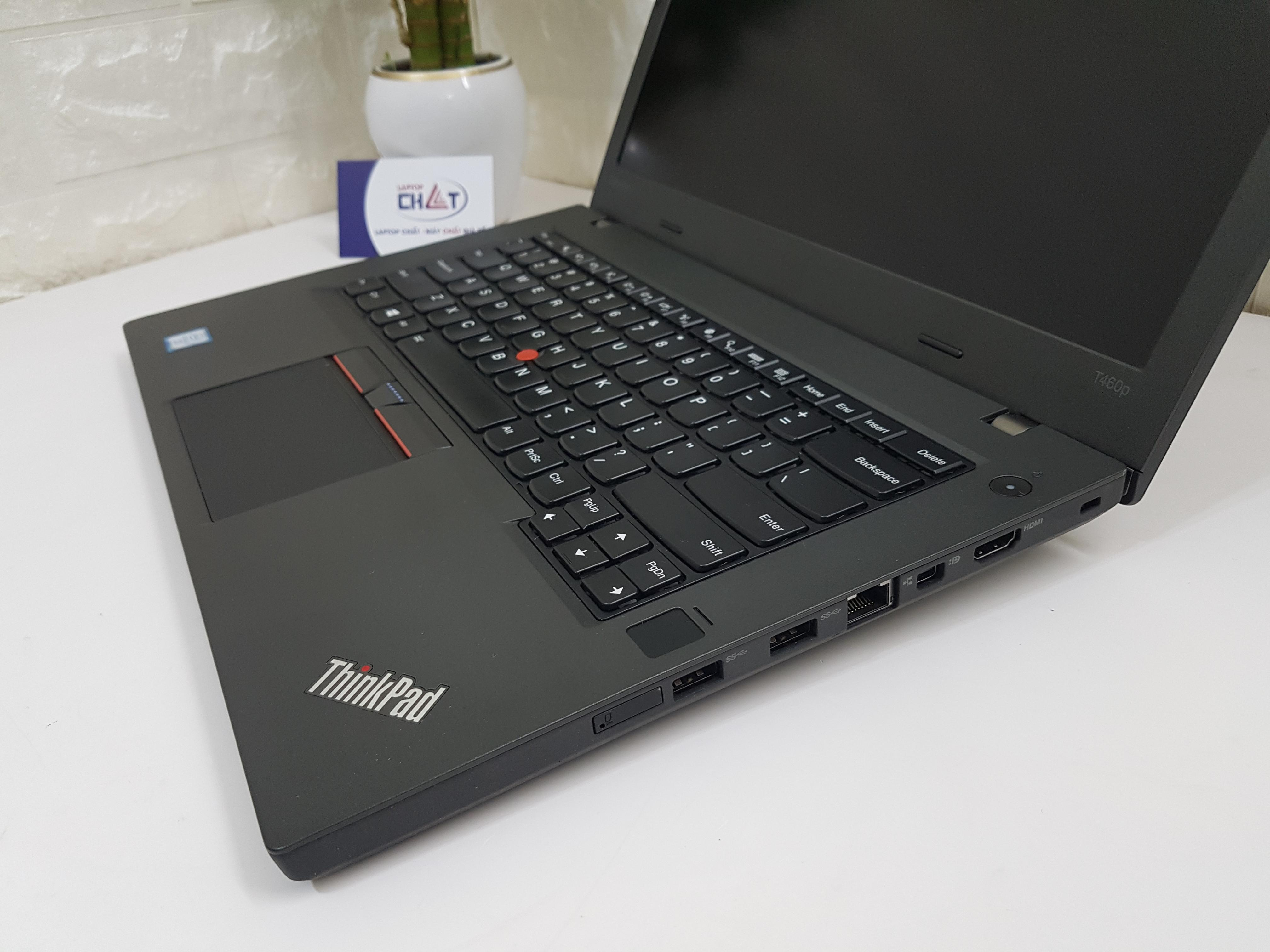 Thinkpad T460P i7 - 2