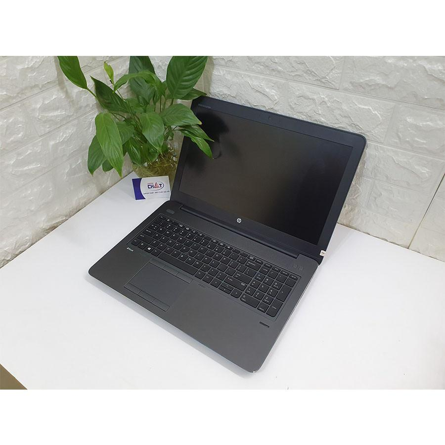 Laptop HP Zbook 15 G4 màn 4K Dream Color