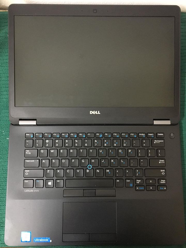 Laptop Dell Latitude E7470 - Intel Core i7