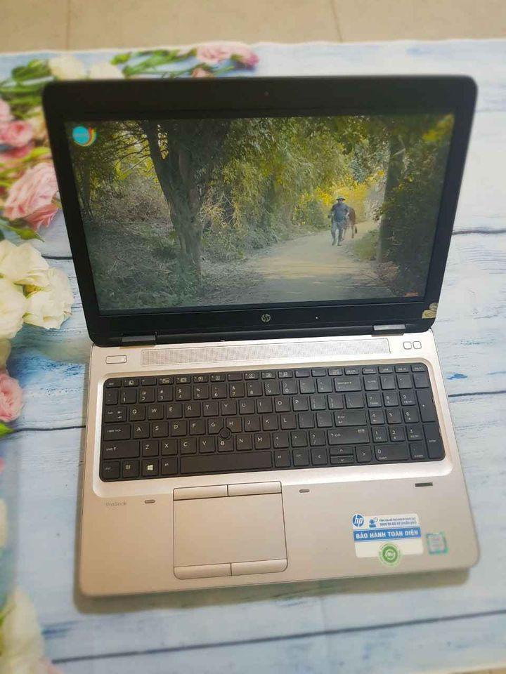 Laptop Cũ HP Probook 650 G2 - Intel Core i5
