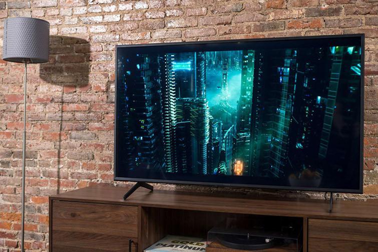 Smart Tivi 4K Sony KD-50X80J 50 inch Android TV