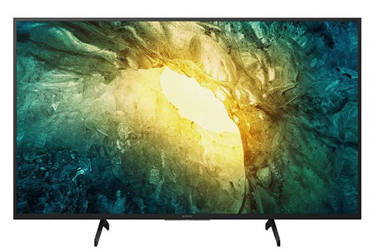Smart Tivi 4K 49 inch Sony KD-49X7400H HDR Android