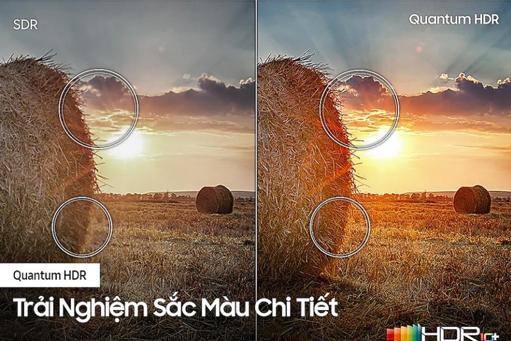 QLED Tivi 4K Samsung 55Q65T 55 inch Smart TV