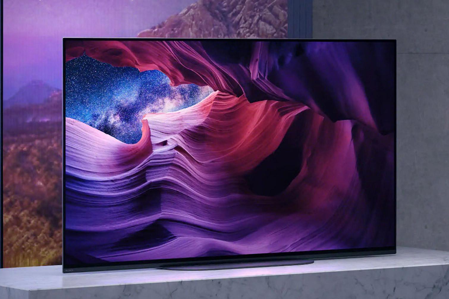OLED TV 4K 48 inch Sony 48A9S UHD