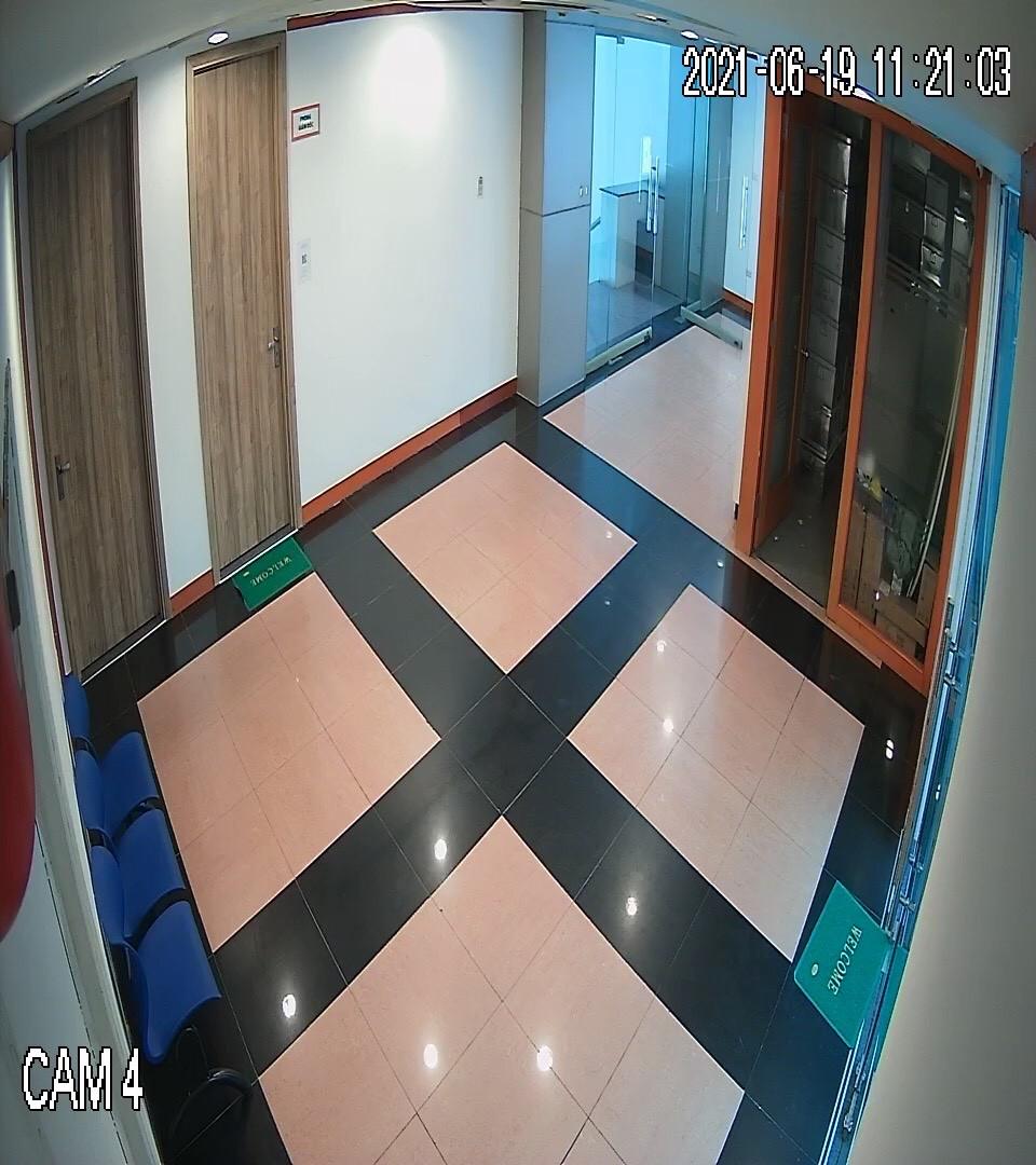 Lắp đặt trọn bộ 7 camera 1080P