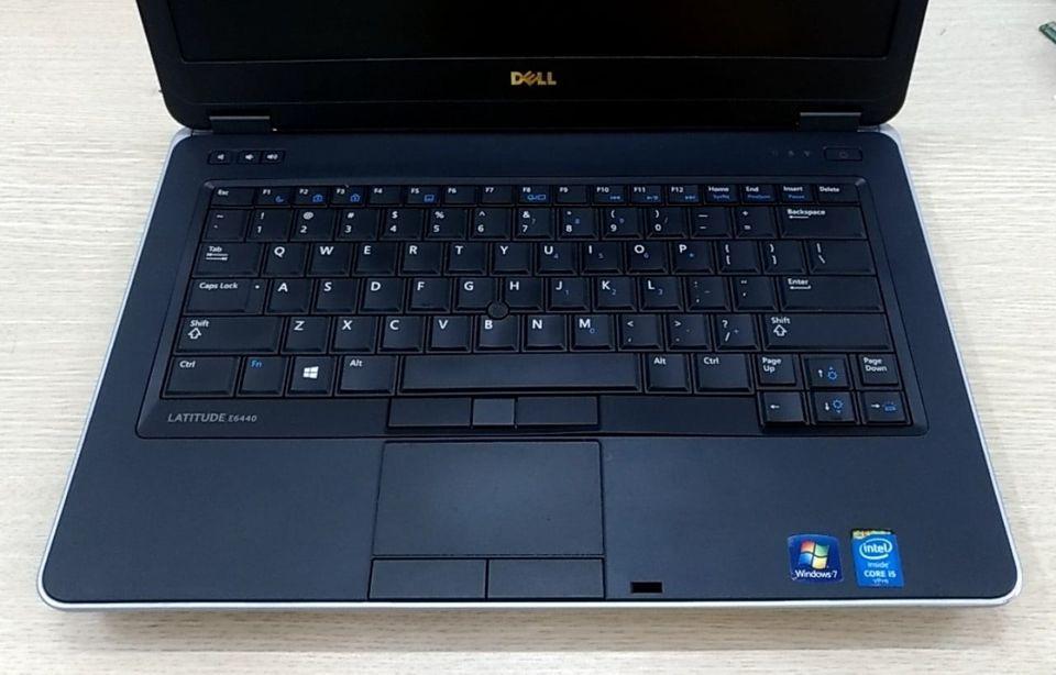 Laptop Cũ Dell Latitude E6440 - Intel Core i5