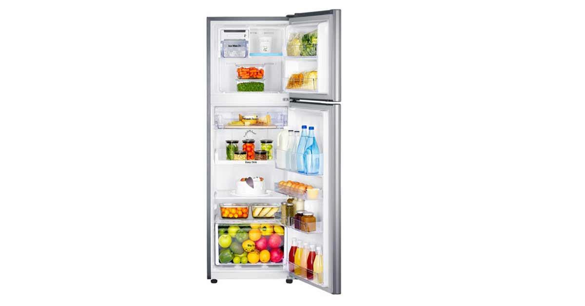 Tủ Lạnh Samsung Inverter RT22FARBDSA/SV - 236 Lít