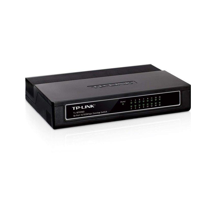 Switch TP-Link TL-SF1016D (16Port 10/100Mbps - Vỏ nhựa)