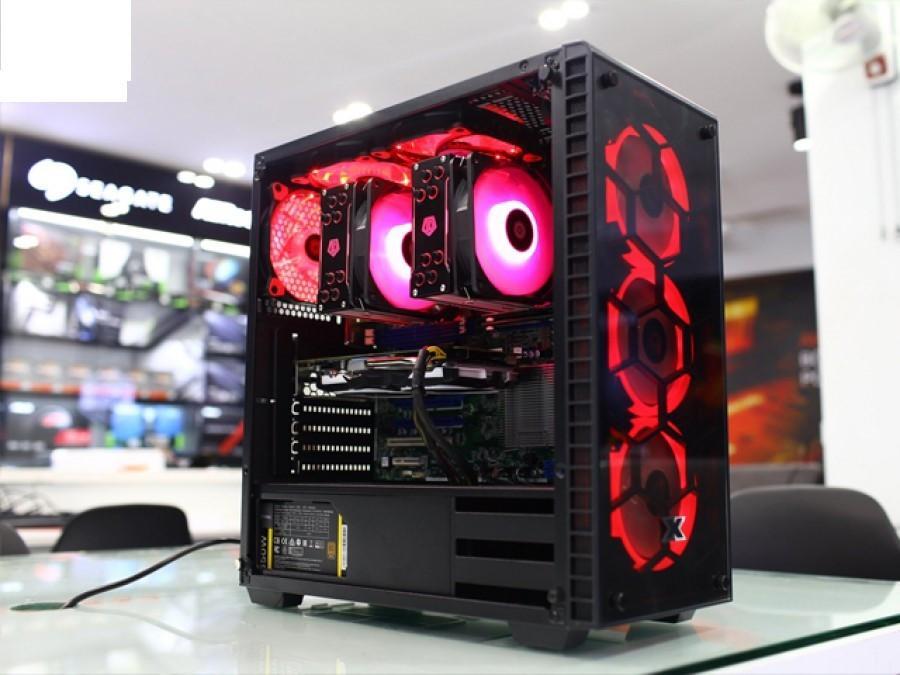 PC Intel Dual Xeon E5 2678V3 / 64GB/ GTX 1660 – 6GB