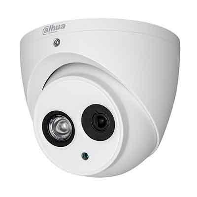 Camera HDCVI 2MP Dahua DH-HAC-HDW1200EMP-A-S4 có sẵn micro