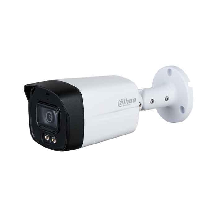 Camera HDCVI 2MP Full Color DAHUA DH-HAC-HFW1239TLMP-LED
