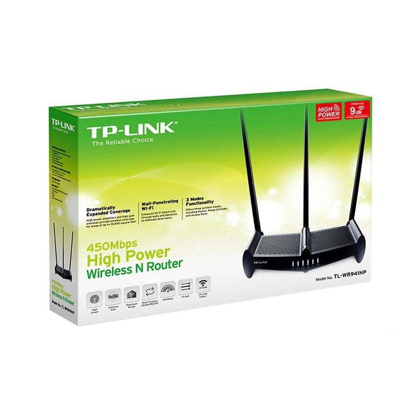 Bộ phát wifi TP-Link Archer C58HP AC1350Mbps - Xuyên tường