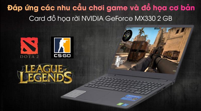 """Laptop Dell Vostro 3500A P90F006V3500A (I5 1135G7/4Gb/256Gb SSD/ 15.6"""" FHD/MX330 2GB / Win10/Black)"""