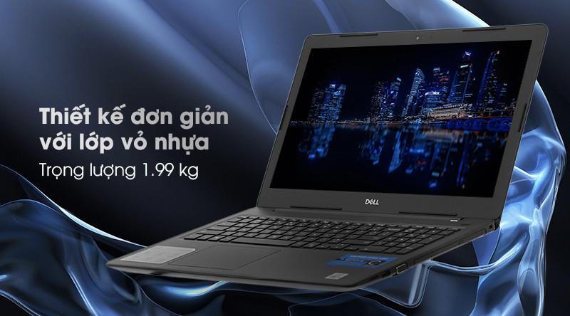 Laptop Dell Vostro 3590 i7 10510U/8GB/256GB/2GB 610R5/Win10 (GRMGK2)